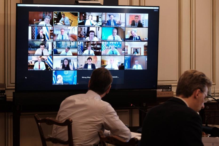 Συνεδρίαση του υπουργικού συμβουλίου την Παρασκευή - Η ατζέντα