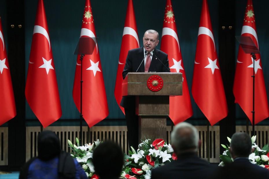 «Σήμα» από Τουρκία για παύση των γεωτρήσεων στην Ανατολική Μεσόγειο