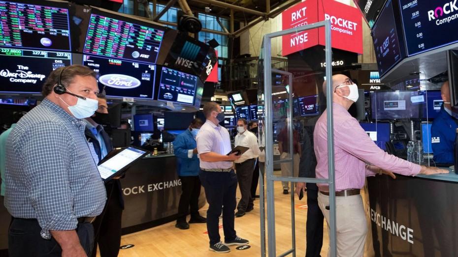 Θετικό ξεκίνημα εβδομάδας στη Wall Street