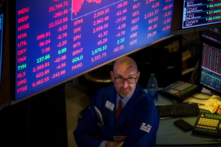 Αρνητικά πρόσημα στη Wall Street για την Παρασκευή