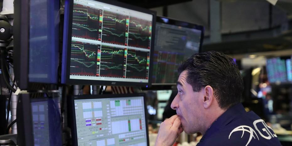 Με απώλειες η Wall Street προς το κλείσιμο της εβδομάδας