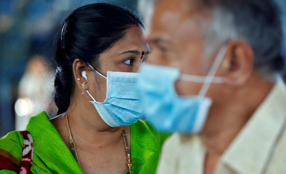 Κοντά στα 2 εκατ. τα κρούσματα του κορονοϊού στην Ινδία