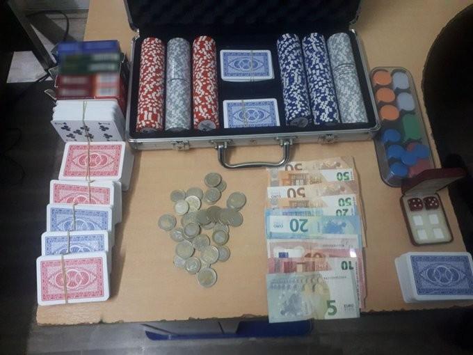 Ηράκλειο: Σύλληψη 5 ατόμων για παράνομα τυχερά παιχνίδια