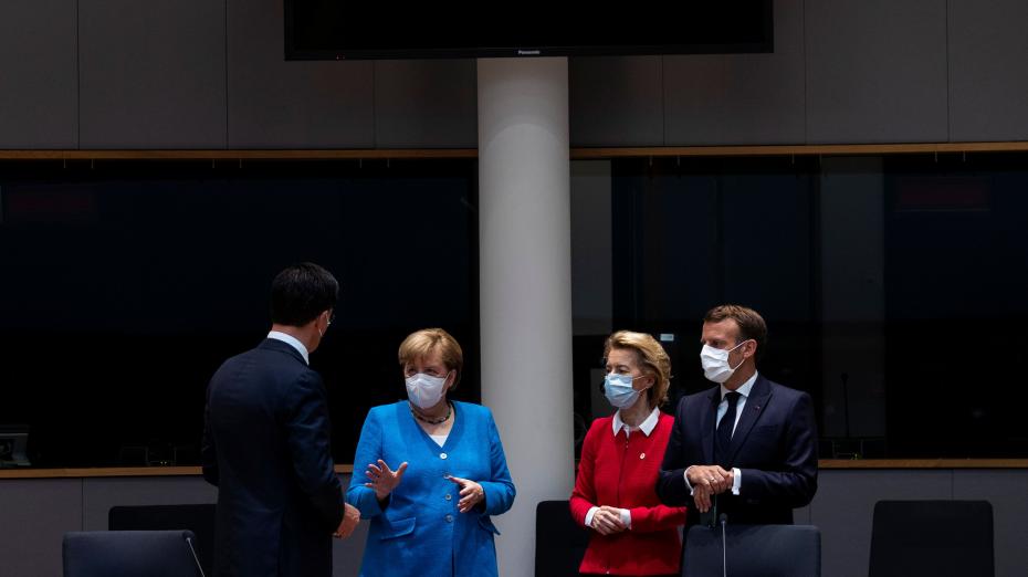 Προς έκτακτη Σύνοδο Κορυφής της ΕΕ για την Τουρκία στο τέλος Σεπτεμβρίου
