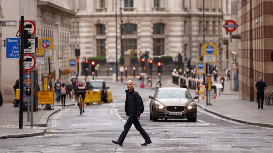 Στο υψηλότερο σημείο τα νέα κρούσματα του κορονοϊού στη Βρετανία