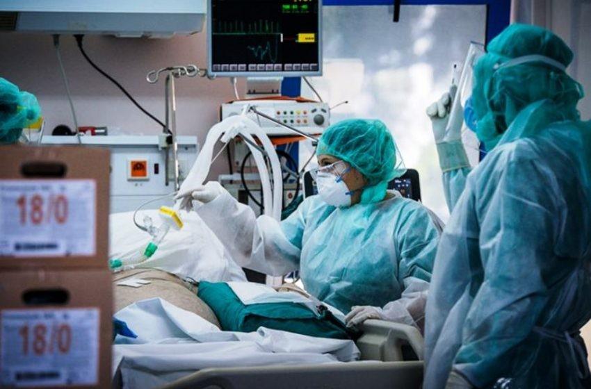 Κορονοϊός: Το 60% των κλινών ΜΕΘ στην Αττική έχει καλυφθεί από ασθενείς