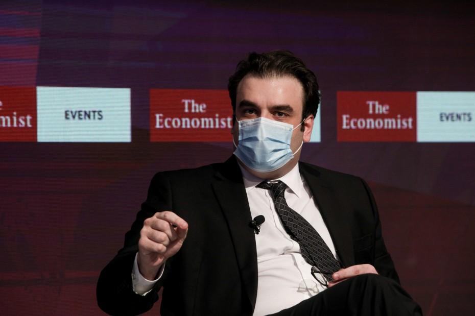 Πιερρακάκης για 5G: Από το 2021 πολύ μεγαλή η κάλυψη των δικτύων στην Ελλάδα