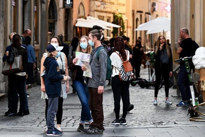 Πάνω από 540.000 τα κρούσματα του κορονοϊού στην Ιταλία