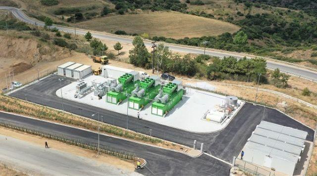 Τέθηκε σε λειτουργία η μονάδα βιοαερίου της ΗΛΕΚΤΩΡ στο ΧΥΤΑ Μαυροράχης