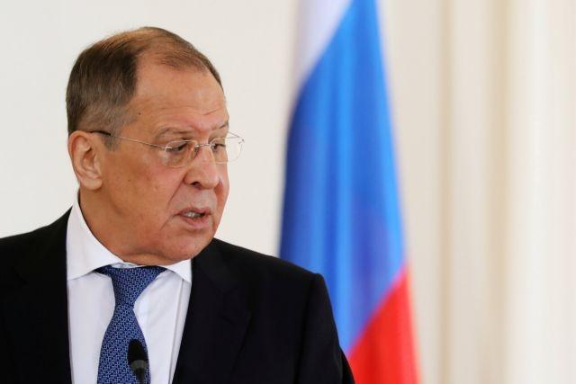 Αρνητικός στον κορονοϊό ο Ρώσος ΥΠΕΞ Λαβρόφ