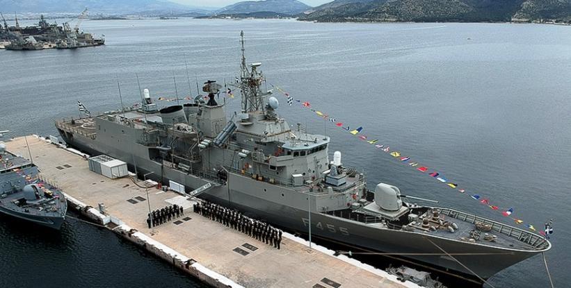 Πρόταση Πάνου Παναγιωτόπουλου για παραχώρηση της ναυτικής βάσης της Λέρου στη Γαλλία