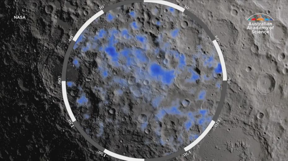 Σπουδαία ανακάλυψη NASA: Εντοπίστηκε παγιδευμένο νερό στη Σελήνη