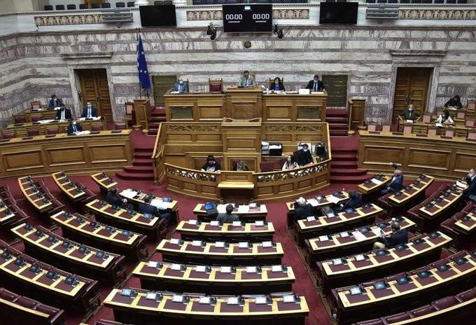 Θετικοί στον κορονοϊό δύο υπάλληλοι της Βουλής