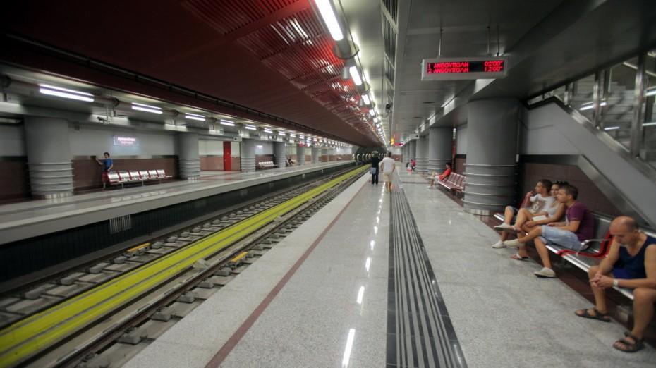 Μετρό και ηλεκτρικό: Στάση εργασίας - Ποιες γραμμές και ώρες αφορά