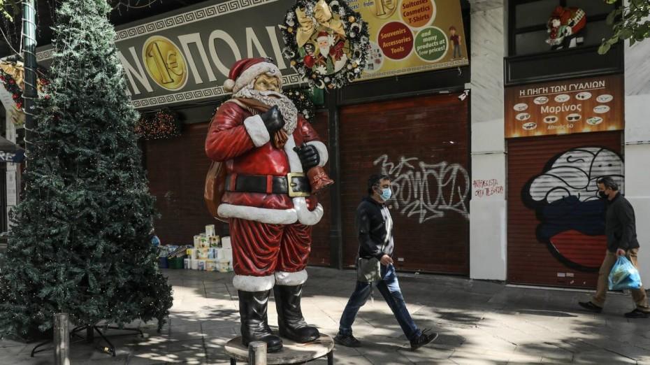 Ο Γεωργιάδης απομάκρυνε το άνοιγμα της εστίασης για τα Χριστούγεννα