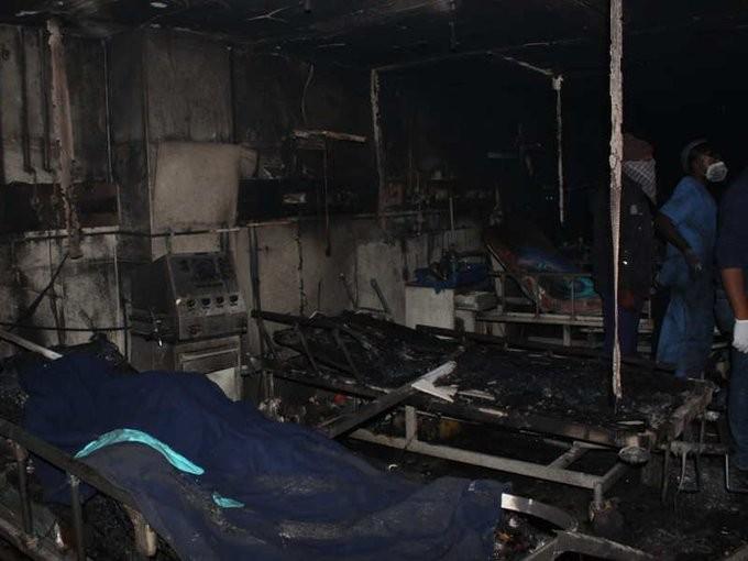 Τουλάχιστον 5 νεκροί σε νοσοκομείο για τον κορονοϊό στην Ινδία