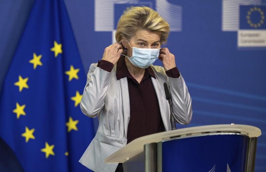 ΕΕ: Επίσημο «πράσινο φως» στη σύμβαση με τη Moderna για το εμβόλιο του Covid