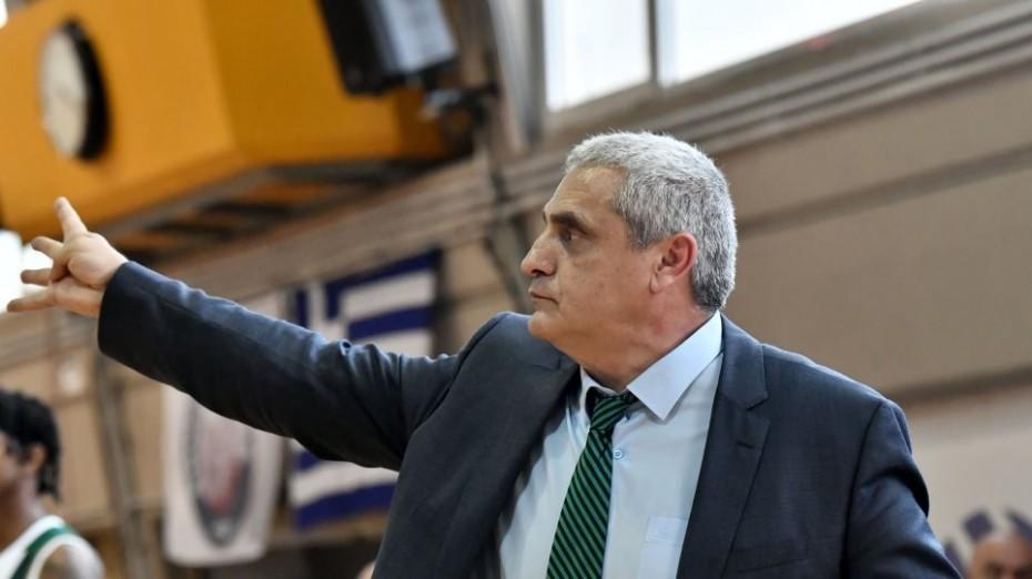Μπάσκετ: Επιστρέφει στο Περιστέρι ο Πεδουλάκης