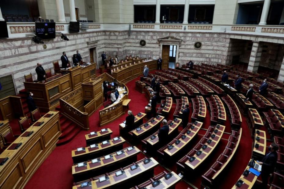 Ένταση στη Βουλή με την άρση ασυλίας βουλευτών για... τα πανηγύρια