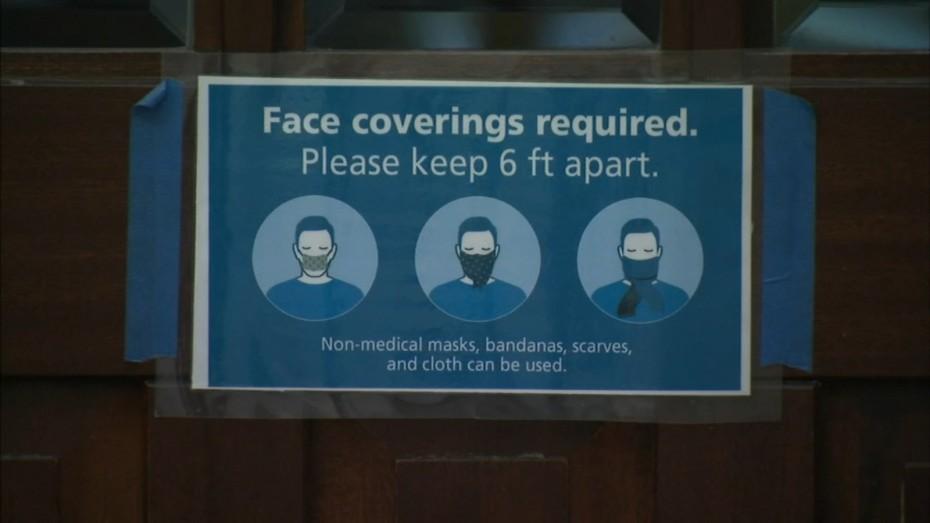 Κορονοϊός: Νέες συστάσεις για τη χρήση μάσκας από τον ΠΟΥ