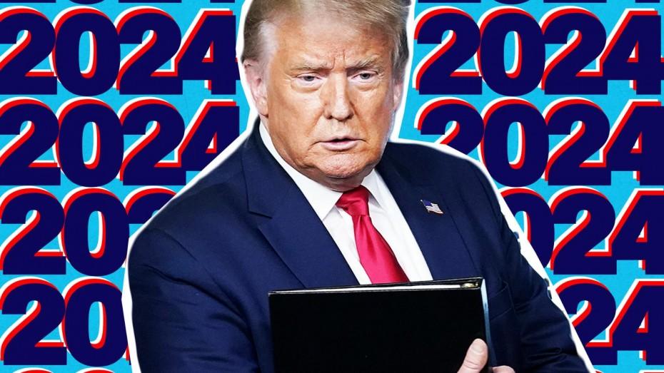 Για τις εκλογές του ...2024 προετοιμάζεται ο Ντ.Τραμπ