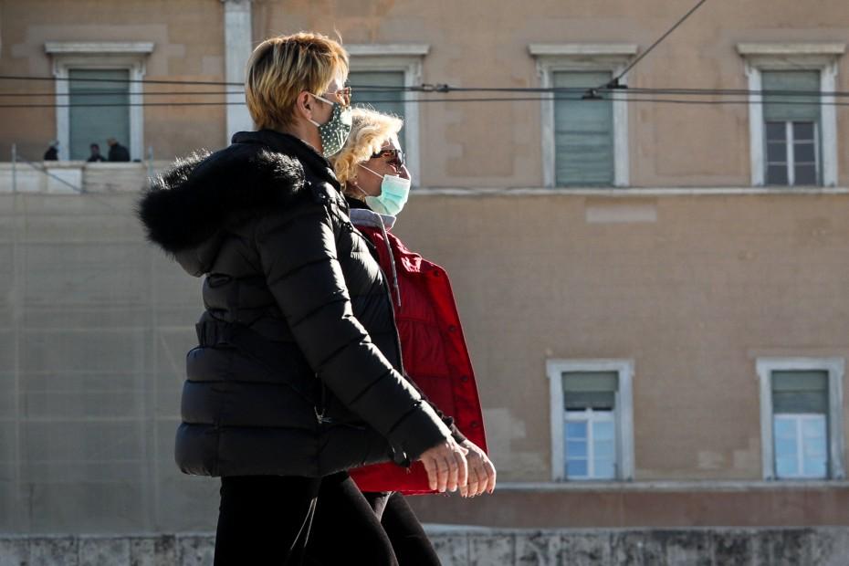Κορονοϊός: 334 κρούσματα και 24 θάνατοι στο 24ωρο