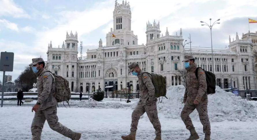 Πάνω από 38.000 τα νέα κρούσματα του κορονοϊού στην Ισπανία