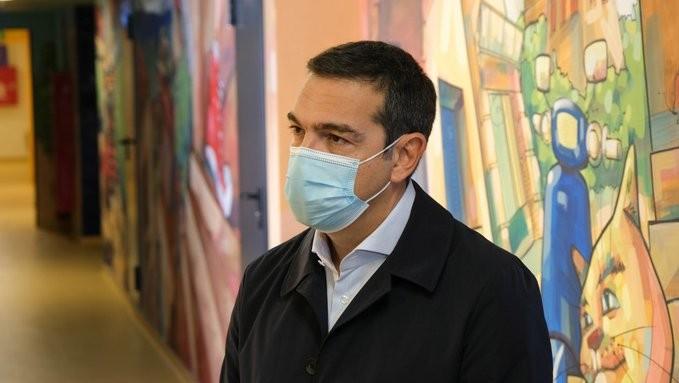 Επίθεση Τσίπρα σε Μητσοτάκη για Σαμαρά και ελληνοτουρκικά