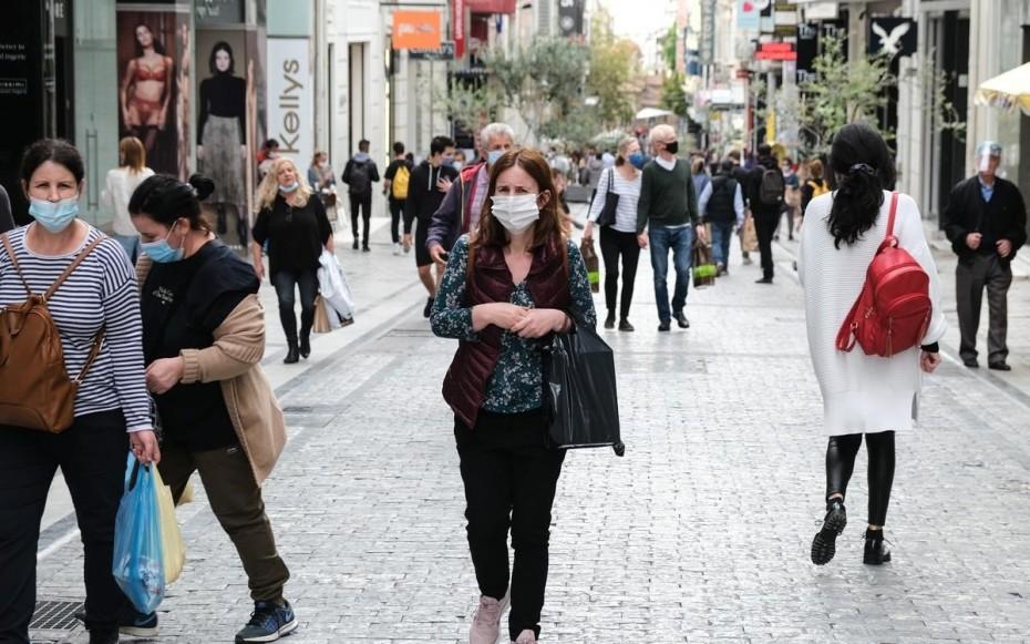 Κορονοϊός: Στο «μάτι» της πανδημίας παραμένει η Αττική