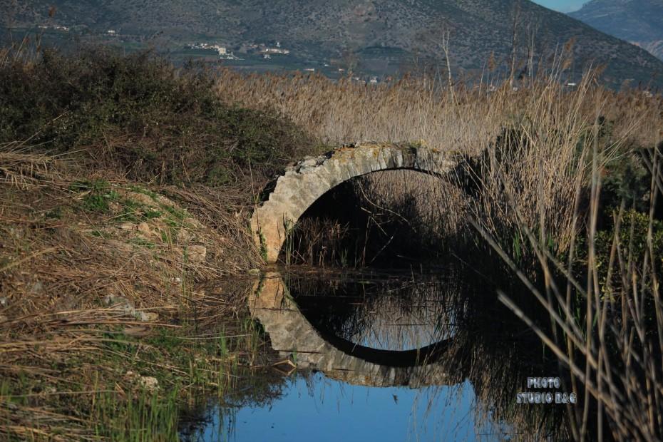 Αργολίδα: Ανακάλυψη άθικτου πέτρινου γεφυριού της εποχής της τουρκοκρατίας