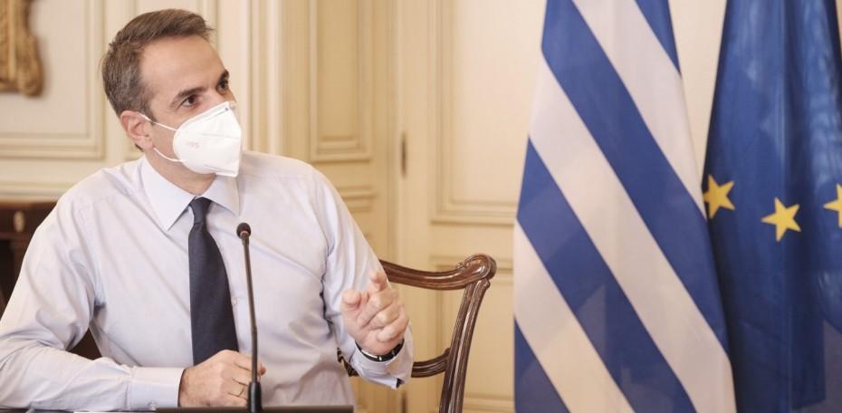 Τα μηνύματα Μητσοτάκη για μεταρρυθμίσεις και ελληνοτουρκικά