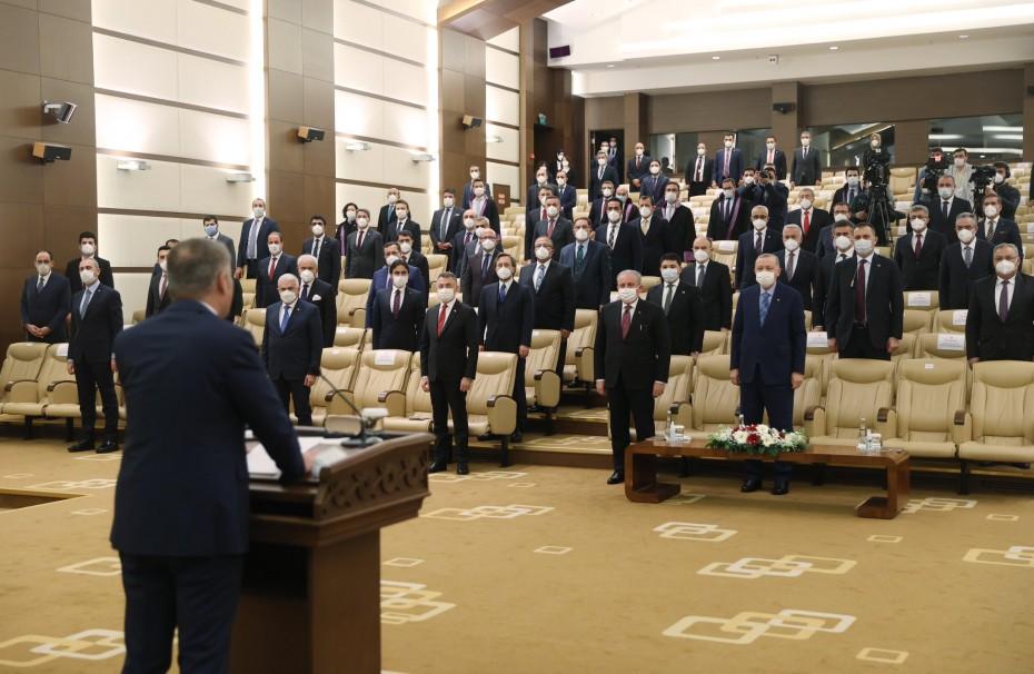 Ερντογάν: Προκλητικός και μαινόμενος... κατά Μητσοτάκη