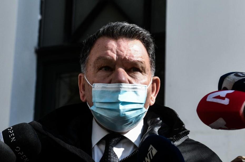 Α. Κούγιας: Δεν έγιναν δεκτές λόγω Covid-19 οι αναφορές κατά εισαγγελέων