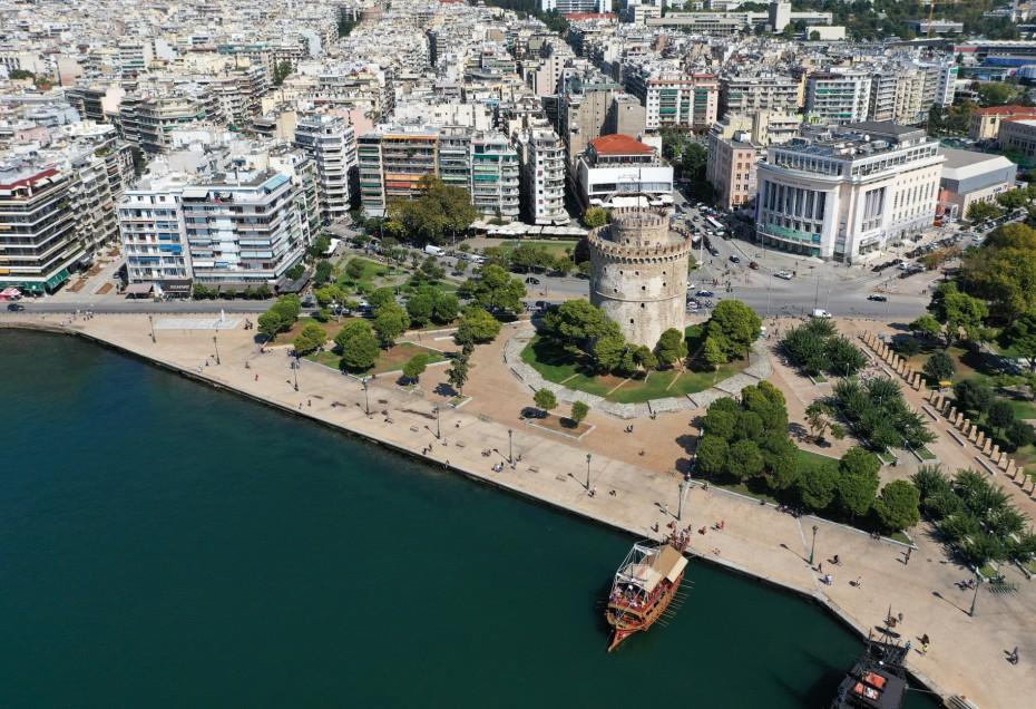 Αυξητική η ημερήσια τάση του ιικού φορτίου της Θεσσαλονίκης