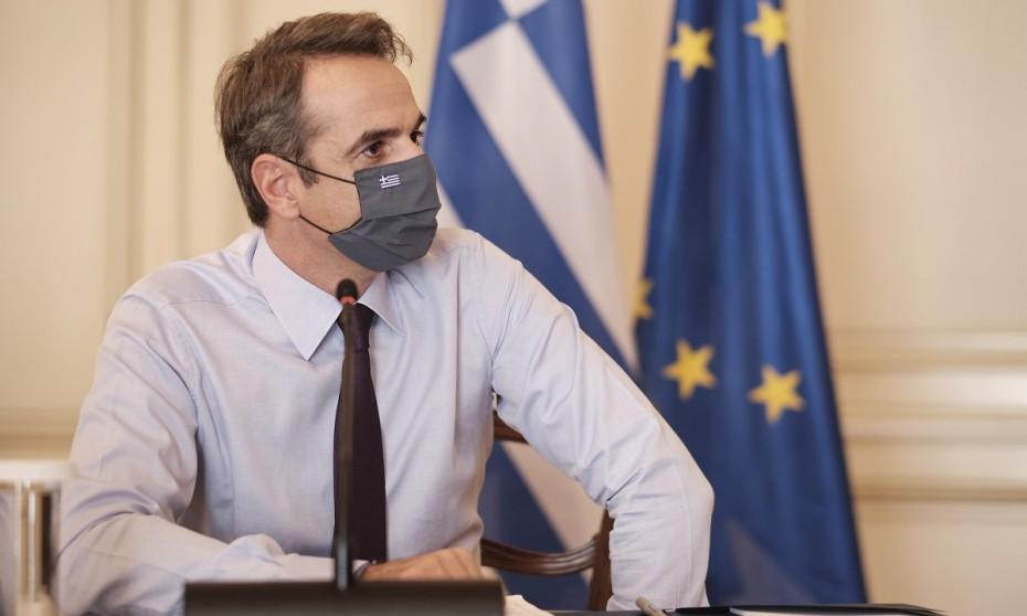 Κ. Μητσοτάκης: Πιο ανθεκτική απ'όσο πολλοί περίμεναν η ελληνική οικονομία