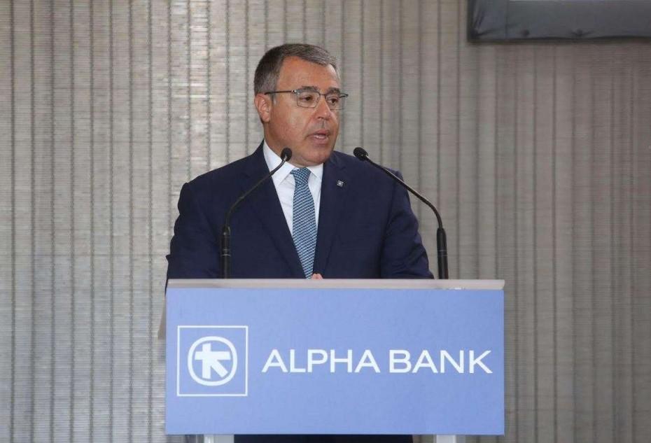 Ψάλτης (Alpha Bank): Μεγαλύτερη ευελιξία υπό προϋποθέσεις με την bad bank