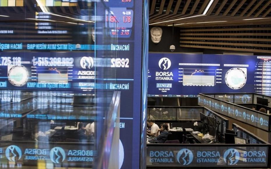 Οι αγορές «εκδικούνται» τον Ερντογάν για την απόλυση Αμπάλ