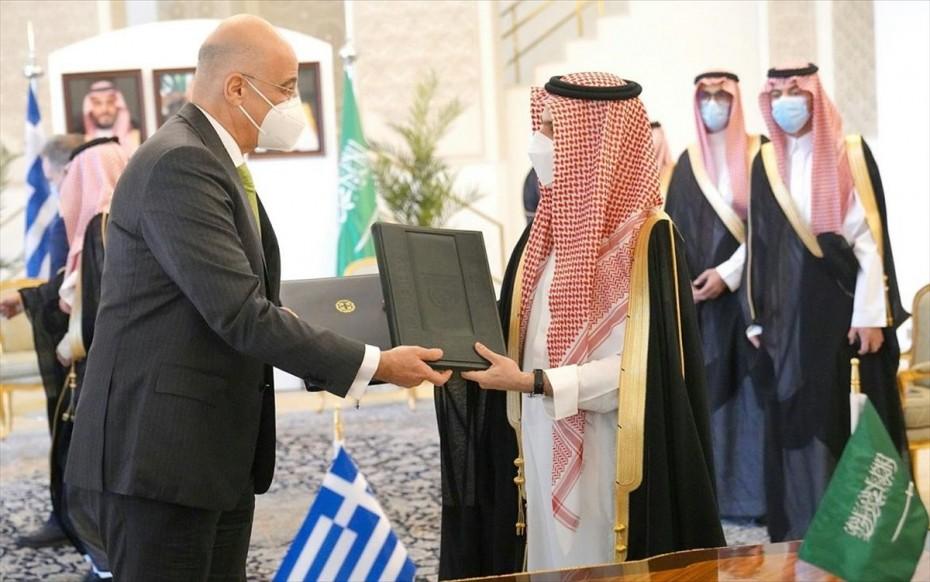 Έπεσαν οι υπογραφές: Συστοιχία ελληνικών Πάτριοτ στη Σαουδική Αραβία