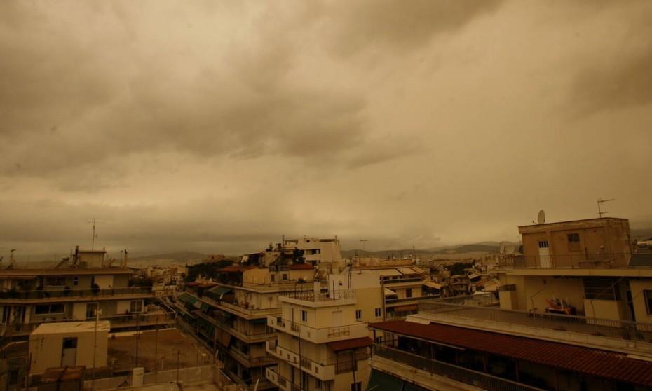 Καιρός: Θα «χτυπήσει«» 30άρι ο υδράργυρος στην Αττική - Αυξημένη αφρικανική σκόνη