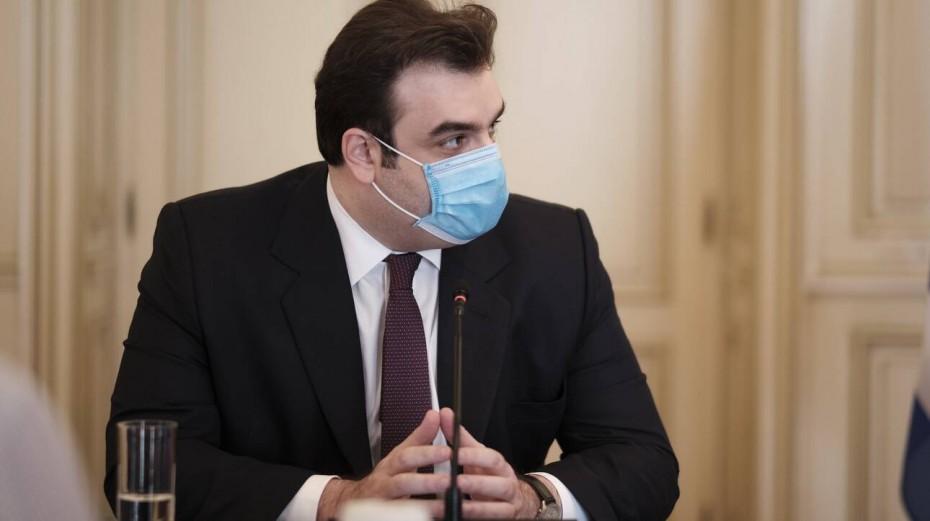 Κυρ. Πιερρακάκης: «Με τη συμμετοχή των πολιτών, θα φτάσουμε ταχύτερα από τον ευρωπαϊκό μέσο όρο σε ένα επαρκές τείχος ανοσίας»
