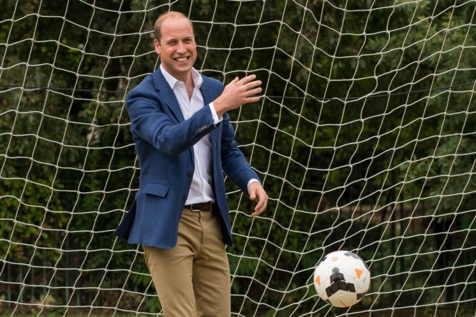 Αγγλικό ποδόσφαιρο: Ο πρίγκιπας Γουίλιαμ υπέρ του μποϊκοτάζ κατά των κοινωνικών δικτύων