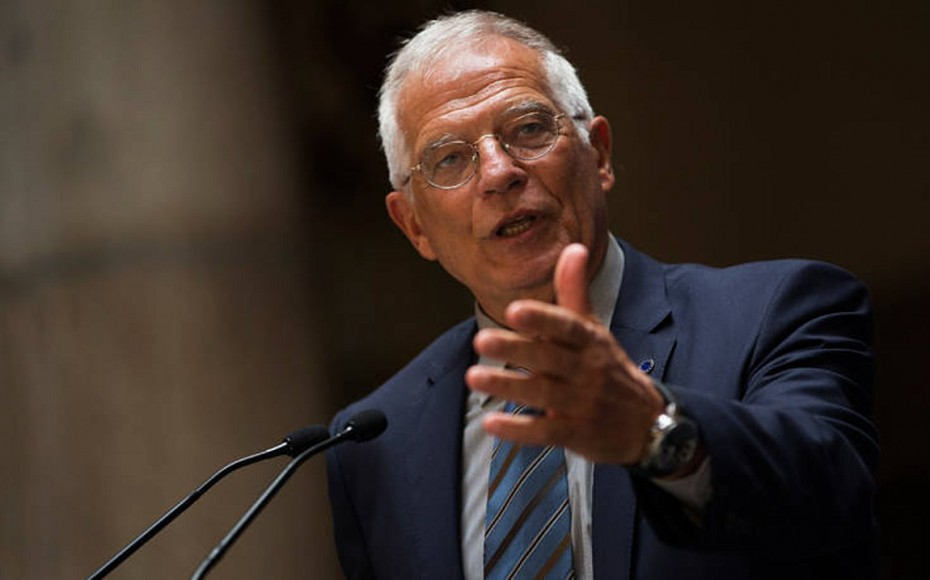 Ζ. Μπορέλ: Έκκληση για την επιστροφή της ηρεμίας στην Ιερουσαλήμ
