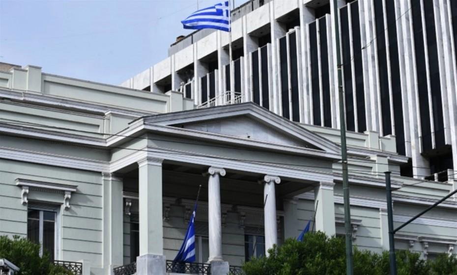 Διπλωματικές πηγές: Η Ελλάδα σταθερά προσηλωμένη στο Διεθνές Δίκαιο