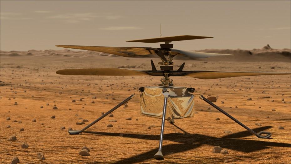 Ingenuity: Πέμπτη πτήση στον Άρη στην πορεία του προς το νέο χώρο προσγείωσης