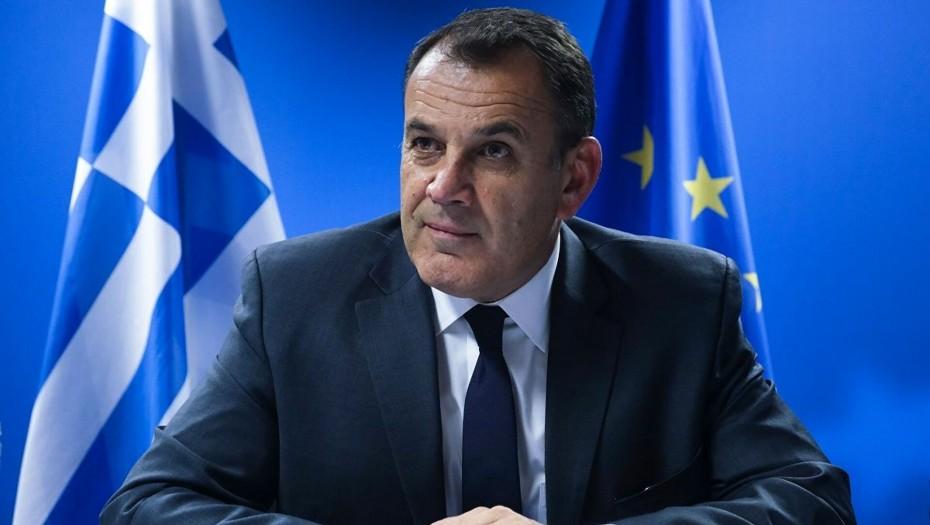 Ν. Παναγιωτόπουλος: «Έτοιμη να προασπίσει τα κυριαρχικά της δικαιώματα η Ελλάδα - Θα το πράξει αν απαιτηθεί»