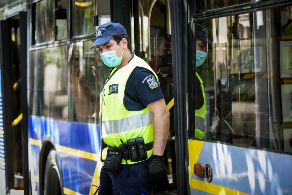 Πρόστιμα 240.400 ευρώ για παραβίαση των μέτρων κατά του κορονοϊού