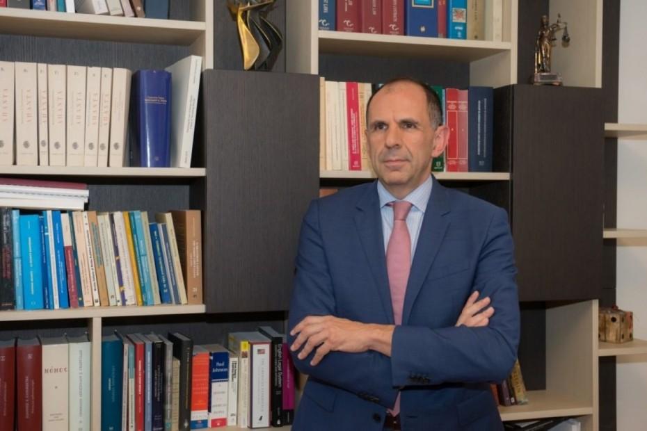 Γ. Γεραπετρίτης: Ο Κ. Μητσοτάκης είχε πει ότι το εμβόλιο πρέπει να είναι παγκόσμιο δημόσιο αγαθό