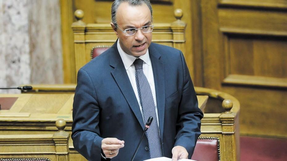 Χρ. Σταϊκούρας για 10ετή ομόλογα: «Το spread επέστρεψε σε επίπεδα 2008»