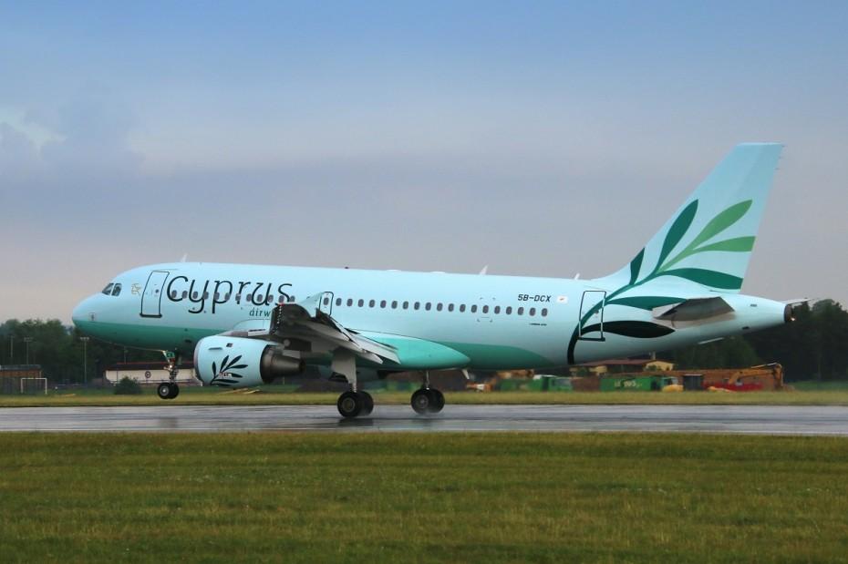 Cyprus Airways: Επανεκκίνηση των πτήσεων Θεσσαλονίκη - Λάρνακα