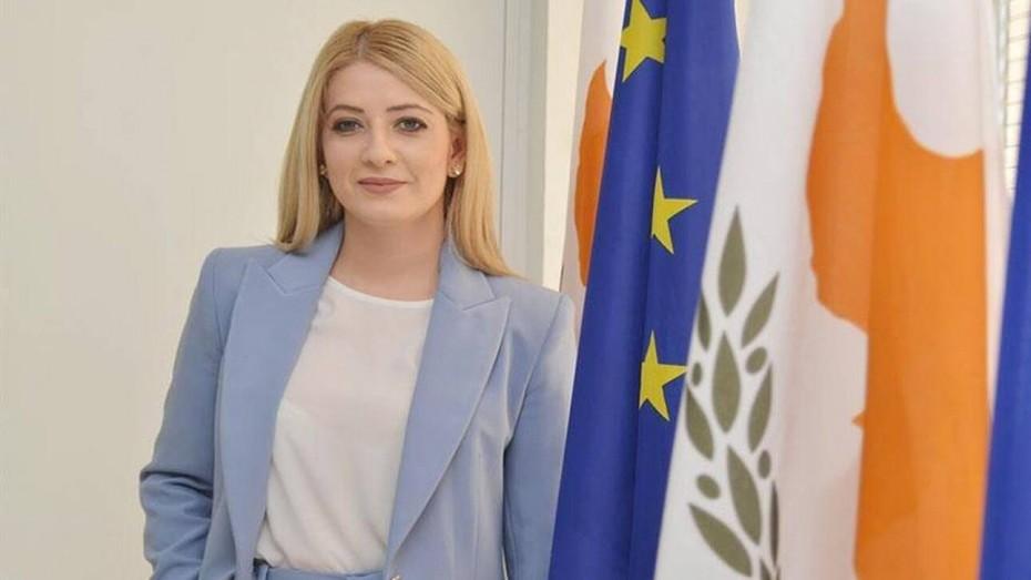 Η Αννίτα Δημητρίου είναι η πρώτη γυναίκα πρόεδρος της Κυπριακής Βουλής